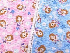 natukizi03 min 300x225 - 子供の甚平 浴衣が簡単にできる?!〜 ディズニーデザイン生地で作っちゃおう
