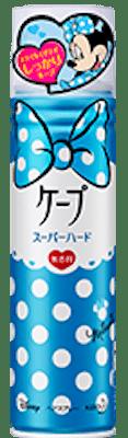 product 1 min - 花王リーゼ&ブーケ|ミニーマウスのデザインボトルでヘアスタイル自由自在!!