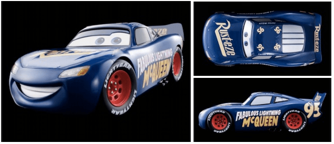 Cars Fabulous LIGHTNING McQUEEN