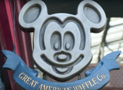 w04 min - ミッキーワッフルが食べたい 〜 ディズニー気分を味わえるナールナッド スイーツメーカー