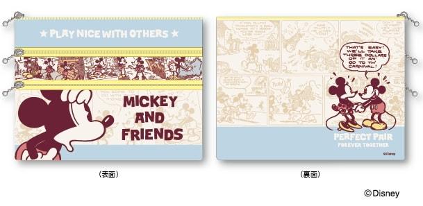 yu002 min - 郵便局のキャラクターグッズがかわいいと噂です 〜 ミッキー&フレンズ登場