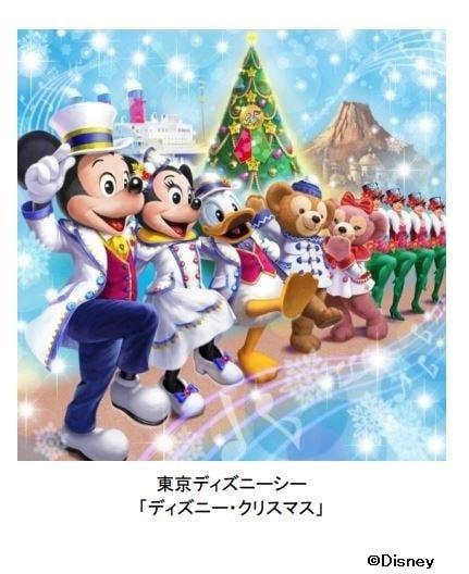 2018chri - ディズニークリスマス2018年〜冬ディズニーを楽しむために忘れてはいけない必須事項