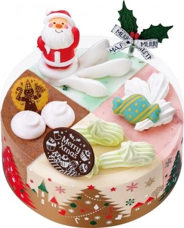 brice05 min - サーティワン アイスクリーム クリスマス|ディズニー「ミッキー&ミニー」からミニオンまで !!