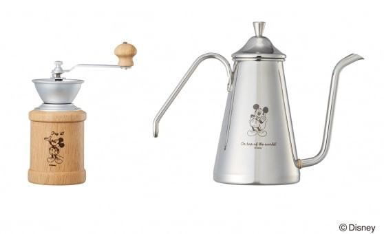 karita06 min - カリタ・ディズニーデザインアイテムでコーヒーをさらに美味しく!!
