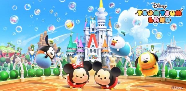 korokoro01 min - ディズニー ツムツムランド 〜 バブルを狙うスマートフォン向けパズルゲーム配信開始