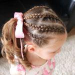 girl03 min - ママが簡単にできる「女の子のヘアスタイル」〜 ディズニー 発表会 結婚式 シチュエーション別の髪型をご紹介