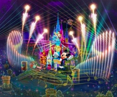 night min - 東京ディズニーリゾート35周年 Happiest Celebration!〜 どんなハピネスがあるの?
