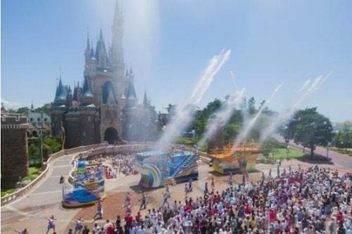 sansui min - ディズニー夏祭り パイレーツ・サマー2018 〜 夏のディズニーは暑さ対策は必須!