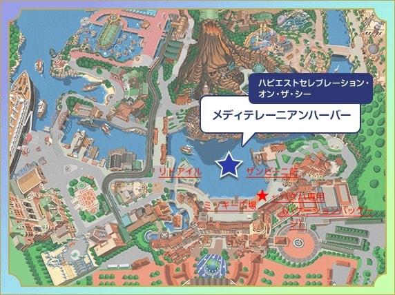 sea02 min - 東京ディズニーリゾート35周年 Happiest Celebration!〜 どんなハピネスがあるの?