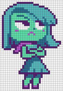 pi030 min 208x300 - アイロンビーズで作る「ディズニー/ピクサー」キャラクター〜無料図案31選!!