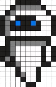 pi05 min 194x300 - アイロンビーズで作る「ディズニー/ピクサー」キャラクター〜無料図案31選!!