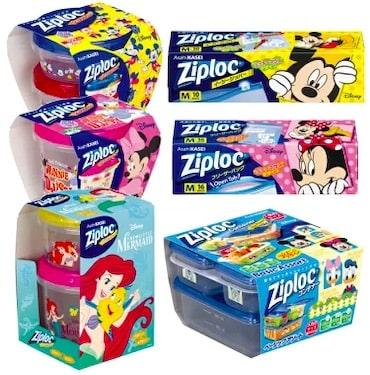 zip021908 min - ジップロック【ディズニーハロウィーン2019】発売日やデザインは?