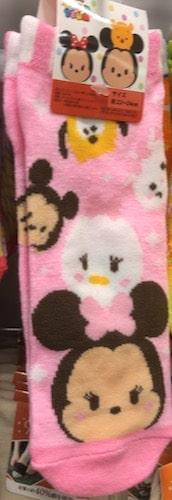 soseri02 min - セリア【ディズニー】靴下にはどんな種類がある?〜100円ソックスキャラクターまとめ!!
