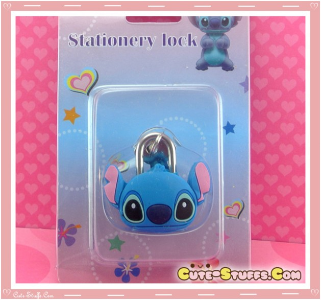 Lilo Amp Stitch Kawaii Diary Lock Amp Keys