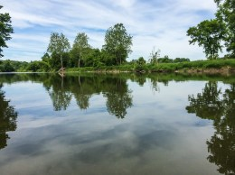 Trio Reflection