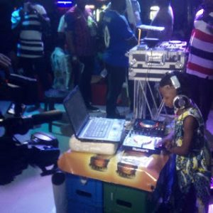 Meet 5-year Old Kid Dj Based In Port Harcourt