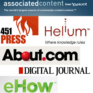 Top Ten Website That Pays For Writing Articles For them