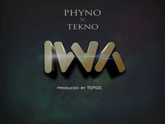 Download Phyno Iwa Ft Tekno Mp3