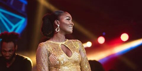 Simi Looks Gorgeous In Nice sexy Outfit (see Photos)