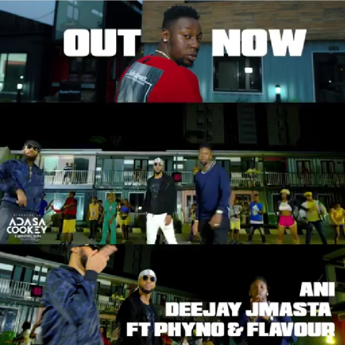 Download Video Deejay J Masta Ani Ft Phyno X Flavour Mp4