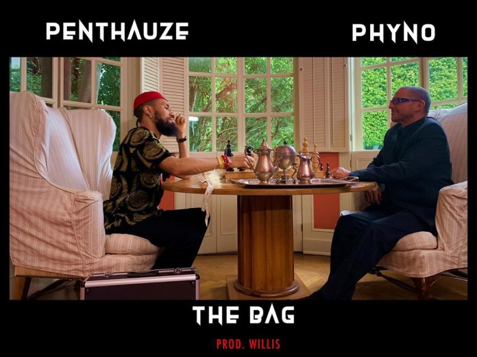 Phyno - The Bag Mp3 Download