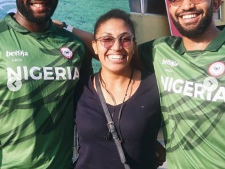 Nelson, Tuoyo, Jeff And His Sister Reunite (Photo)