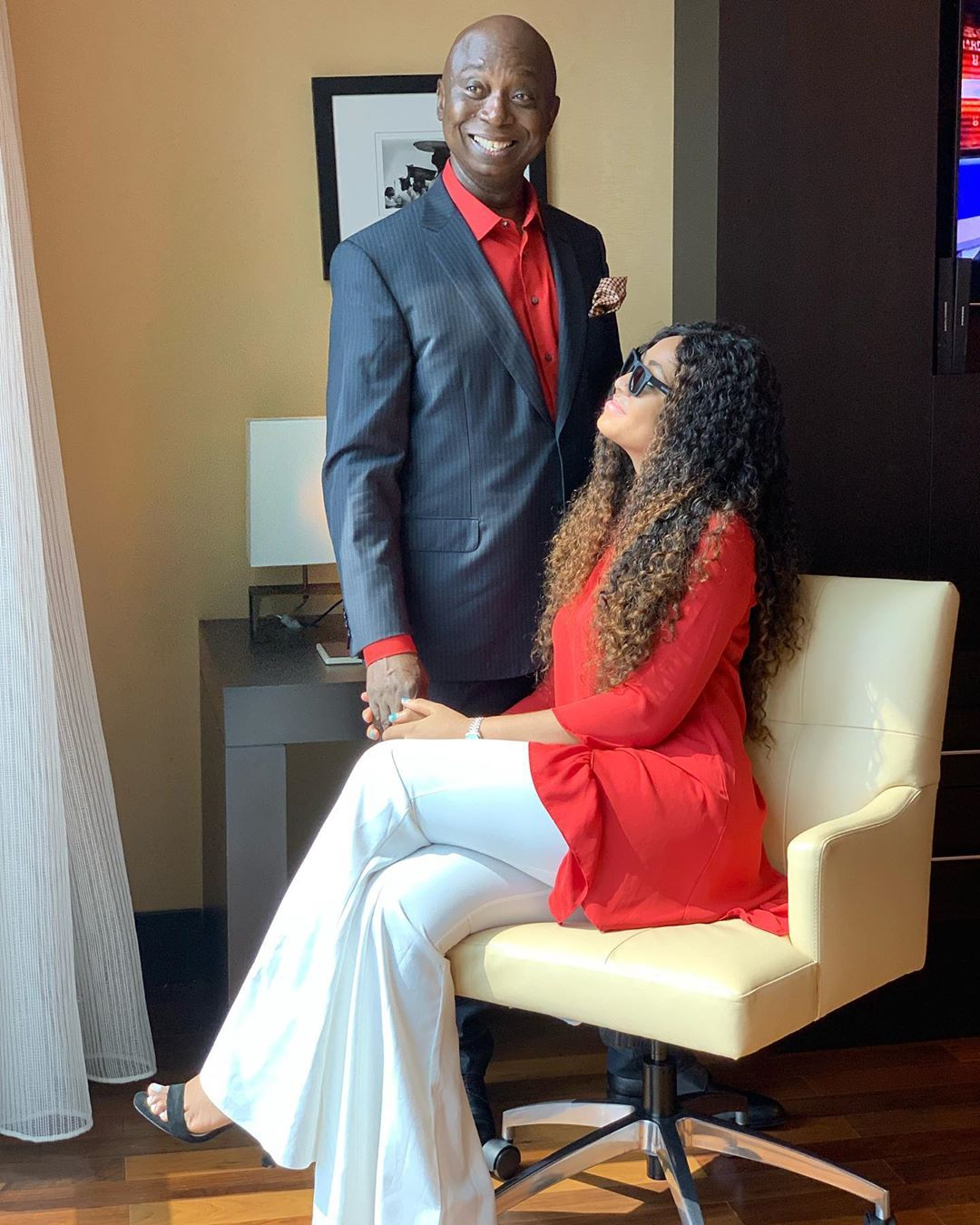 Wow! Regina Daniels Shared Photos Is Her With Husband Ned Nwoko