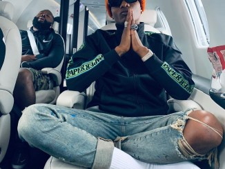 Wizkid Just Deleted All His Posts On Instagram [photos]