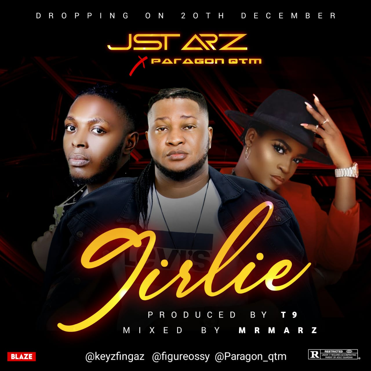 Download J-starz Girlie ft Paragon Qtm Mp3