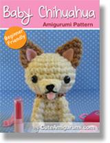 Chihuahua Amigurumi Pattern