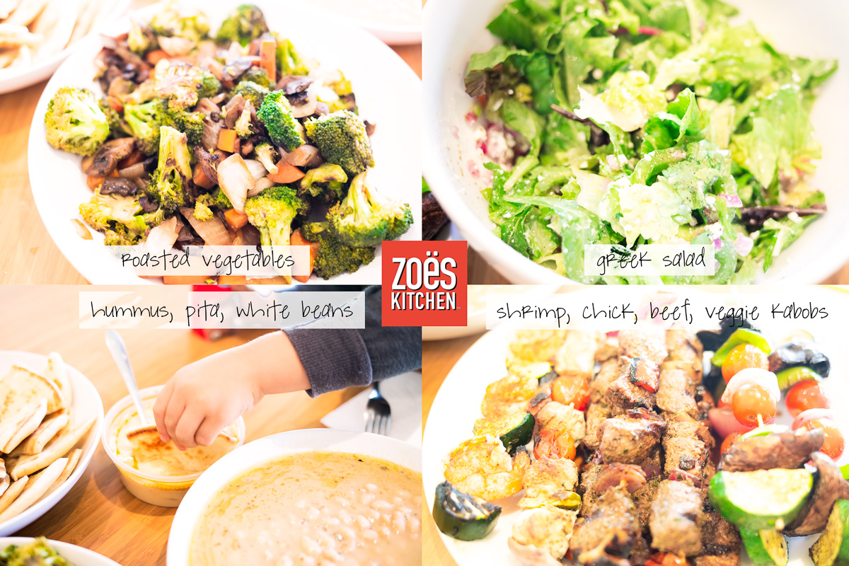 Healthy Family Meals OnTheGo from Zoes Kitchen  cute