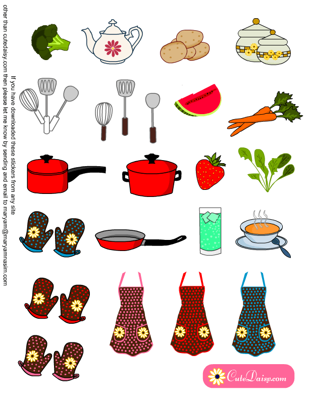 It's just a graphic of Amazing Happy Planner Recipe Printable