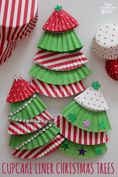 Christmas Decorations Crafts For Kids