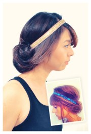 simple and easy hairstyling