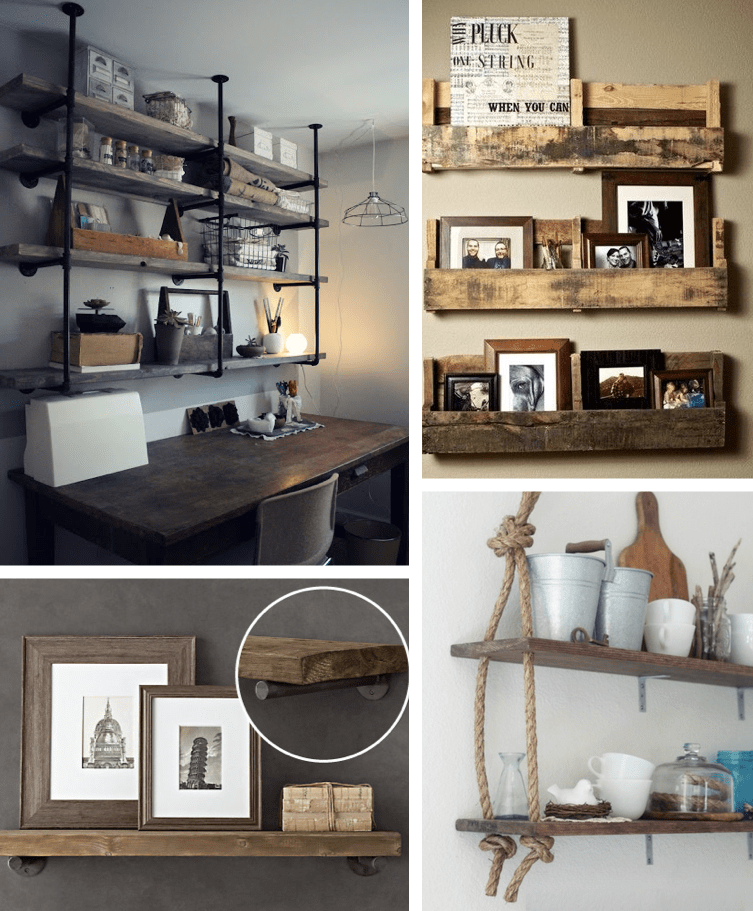 12 Amazing DIY Rustic Home Decor Ideas – Page 2 Of 2 – Cute DIY