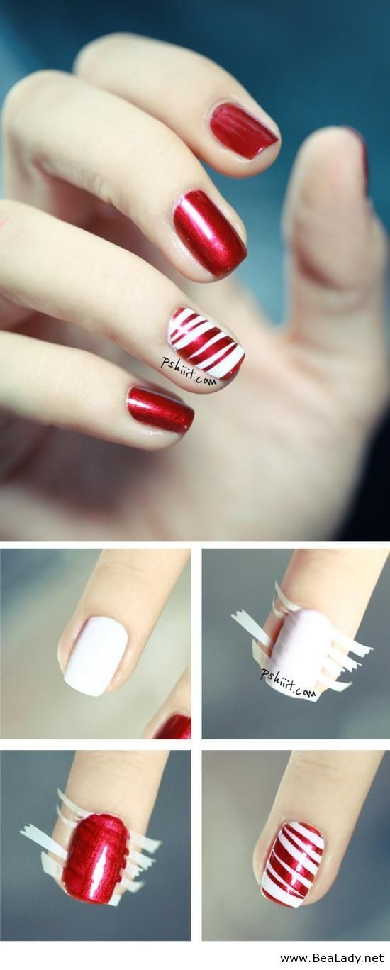 Less Is The New More And This Concept Applies To Nails As Well Here A Collection Of Chic Yet Simple Very Appealing Easy Nail Designs That You Can