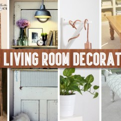 Decorate Living Room Pictures Ideas Furniture Layouts 40 Inspiring Decorating Cute Diy Projects