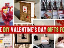 35+ Unique DIY Valentine's Day Gifts For Men