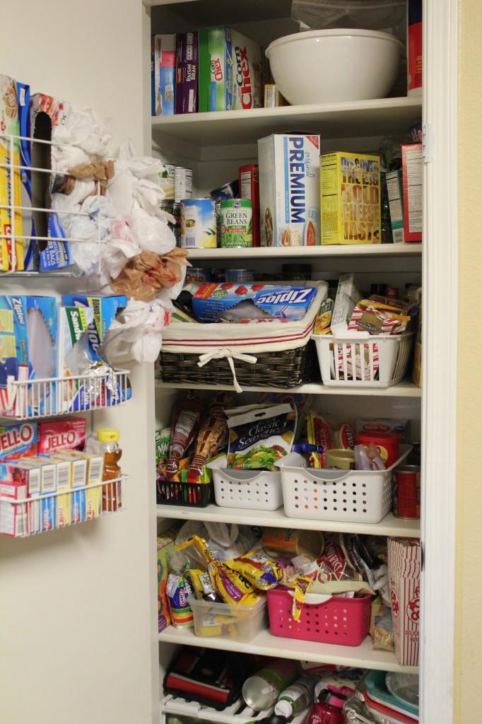 kitchen pantry organizer memory foam mat 45 small organization and diy storage ideas cute projects
