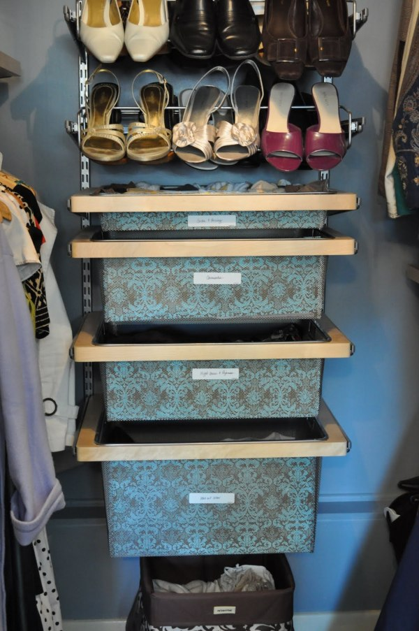Bedroom Closet Organizing Ideas