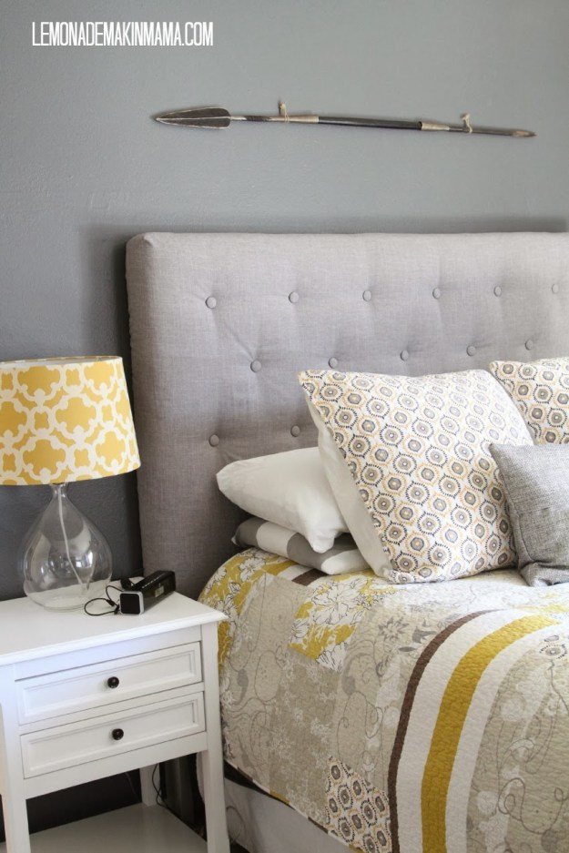 50+ outstanding diy headboard ideas to spice up your bedroom! – cute