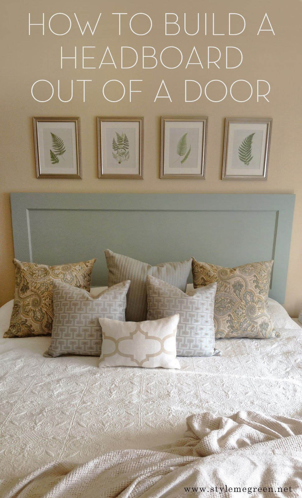 Best Kitchen Gallery: 50 Outstanding Diy Headboard Ideas To Spice Up Your Bedroom Cute of Bedroom Headboards Designs  on rachelxblog.com