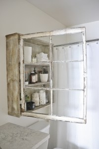 30+ DIY Craft Projects Using Old Vintage Windows  Cute ...