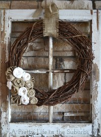 30+ DIY Craft Projects Using Old Vintage Windows  Cute