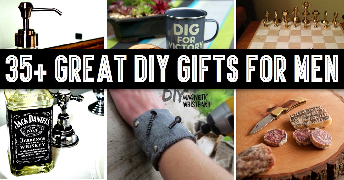 35 great diy gifts