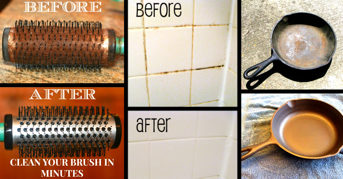 40 Must Read Cleaning Tips & Tricks That Will Make Your Home