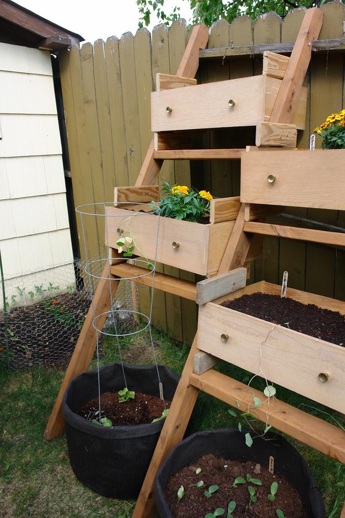 10 Truly Easy Yet Innovative DIY Garden Furniture Ideas – Cute DIY