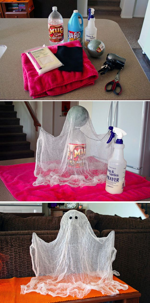 15 Breathtaking And Effortless Diy Halloween Decorations