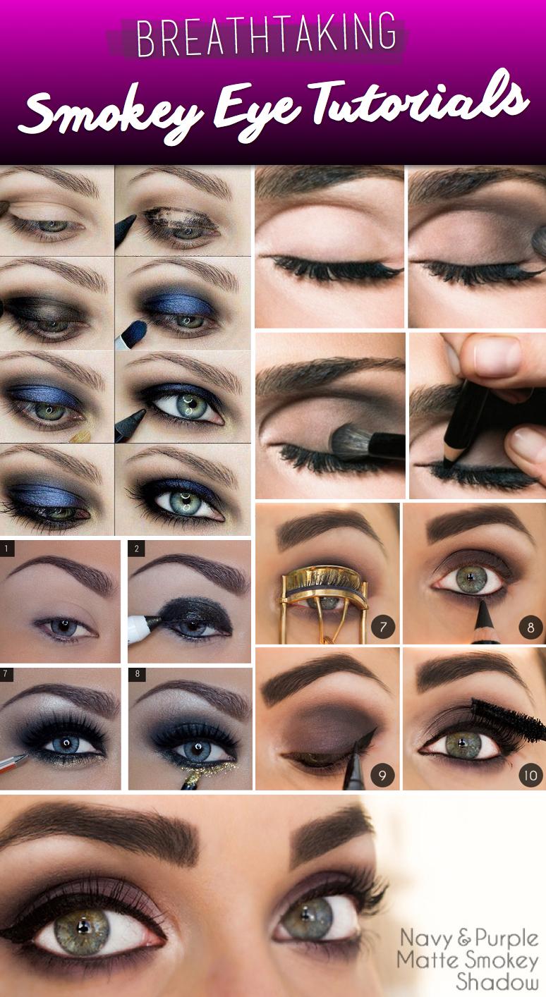 eyeshadow for hazel eyes tutorial