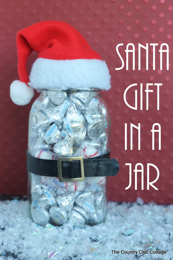 Christmas Gifts With Mason Jars